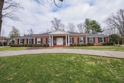 Murfreesboro Single Family Home Under Contract - Not Showing: 311 Minerva Dr