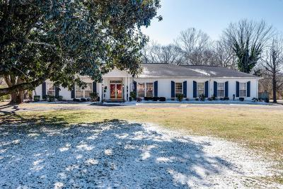 Brentwood Single Family Home For Sale: 5313 Williamsburg Rd