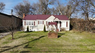 Nashville Single Family Home For Sale: 3007 Ambrose Ave