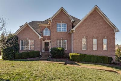 Hendersonville Single Family Home Under Contract - Showing: 212 Crooked Creek Ln