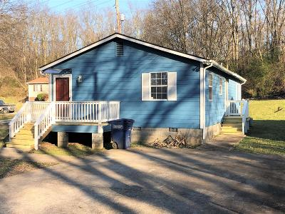 Maury County Single Family Home Under Contract - Showing: 108 Rainey St