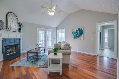 Murfreesboro TN Single Family Home Under Contract - Not Showing: $224,900