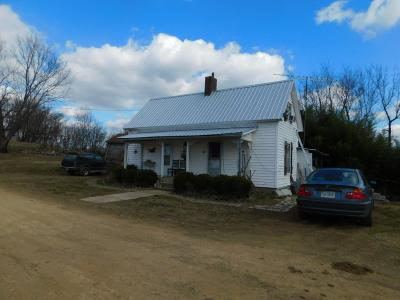 Lewisburg Single Family Home For Sale: 1897 Hatchett Hollow Rd