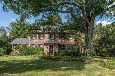 Nashville Single Family Home For Sale: 3602 Hampton Ave