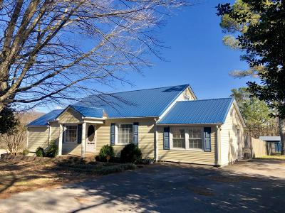 Lawrenceburg Single Family Home Under Contract - Not Showing: 101 Glenn Springs Rd