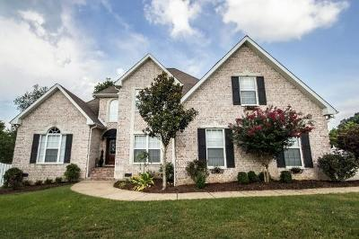 Fairview Single Family Home For Sale: 7207 Polston Ct