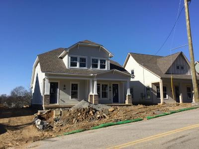 Nashville Single Family Home For Sale: 552 SW Acklen Park Dr