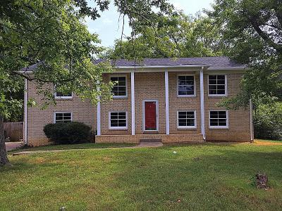Antioch Single Family Home Under Contract - Not Showing: 2912 Kinwood Dr