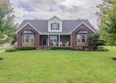 Murfreesboro Single Family Home For Sale: 3906 Triple Crown Drive