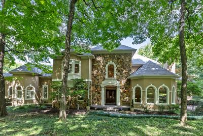 Nashville Single Family Home For Sale: 4918 Tyne Valley Blvd