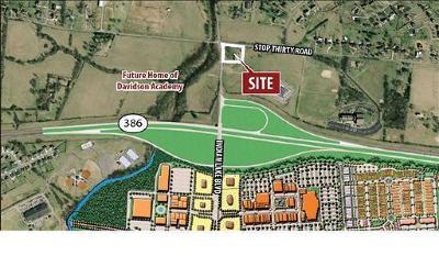 Hendersonville Residential Lots & Land For Sale: 1008 Drakes Creek Rd