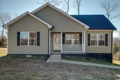 Charlotte Single Family Home Under Contract - Showing: 926 Hooper Road