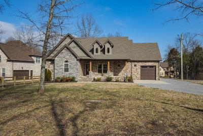 Rockvale Single Family Home Under Contract - Not Showing: 14780 Mount Pleasant Rd