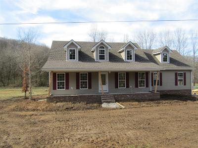 Marshall County Single Family Home Under Contract - Showing: 1342 Webb Rd