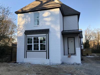 Franklin, Nashville Single Family Home For Sale: 306 Everbright Ave Unit 1