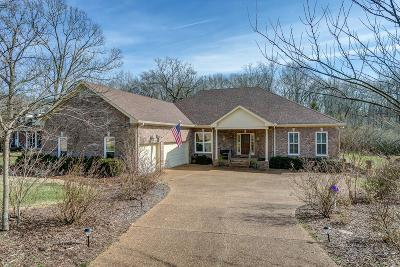 Nashville Single Family Home For Sale: 744 Adkisson Ln