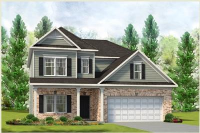 Columbia Single Family Home Under Contract - Showing: 2954 Timewinder Way (Lot 311)