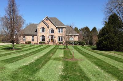 Franklin Single Family Home Under Contract - Showing: 804 Sawyer Bend Ct