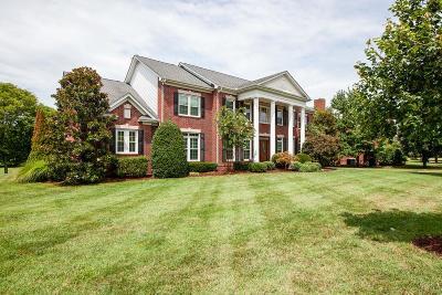 Franklin Single Family Home For Sale: 241 Gillette Dr