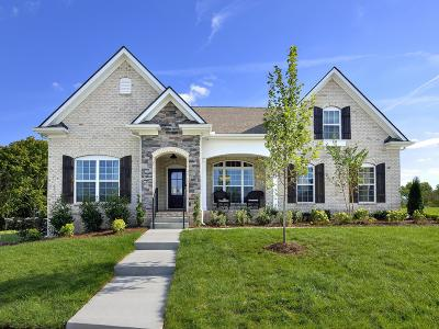 Mount Juliet Single Family Home For Sale: 401 Butler Road, Lot #144