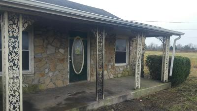 Smithville TN Single Family Home For Sale: $18,900