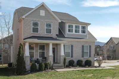Nolensville Single Family Home For Sale: 4997 Maxwell Landing Dr