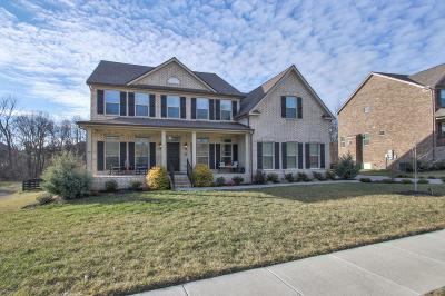 Franklin Single Family Home Under Contract - Showing: 9019 Clovercroft Preserve Dr
