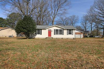 Single Family Home Under Contract - Not Showing: 410 Julie Dr