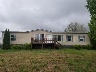 Robertson County Rental Under Contract - Not Showing: 4489 Goodman Rd.