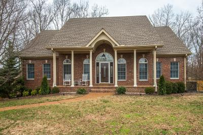 Fairview Single Family Home Under Contract - Showing: 7602 Knottingham Way