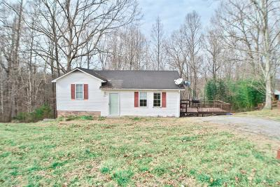 Smithville Single Family Home For Sale: 1707 Big Hurricane Rd