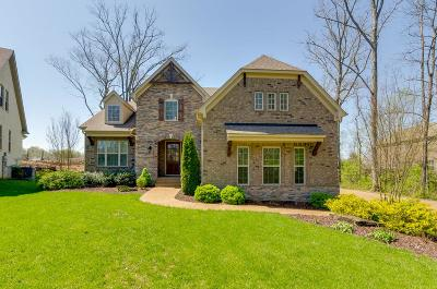 Hendersonville Single Family Home Under Contract - Showing: 107 Carly Close W