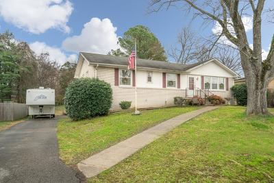 Old Hickory Single Family Home For Sale: 314 Blue Ridge Dr