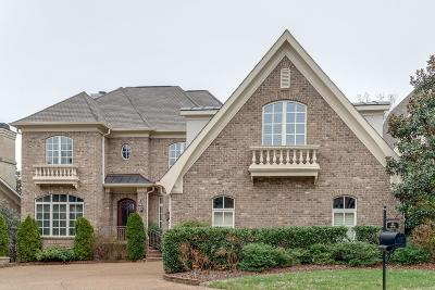 Single Family Home For Sale: 810 Foster Hill