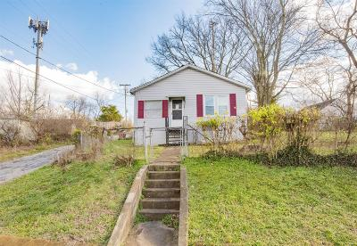 Nashville Single Family Home For Sale: 3202 Meade Ave