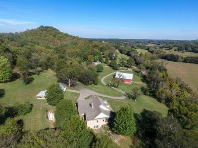 Marshall County Single Family Home For Sale: 1291 Mooresville Rd