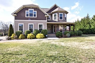 Spring Hill Single Family Home Under Contract - Showing: 4022 Campania Strada