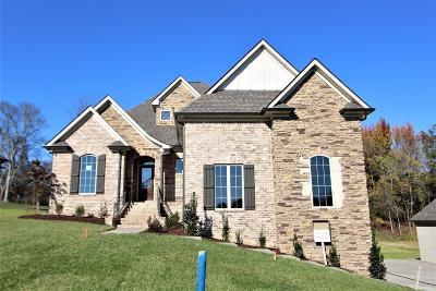 Lebanon Single Family Home For Sale: 2727 Cherrydale Dr #42