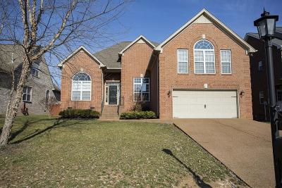 Mount Juliet Single Family Home Under Contract - Not Showing: 3025 Clyde Cir