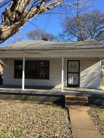 Nashville Single Family Home For Sale: 1502 16th Ave N