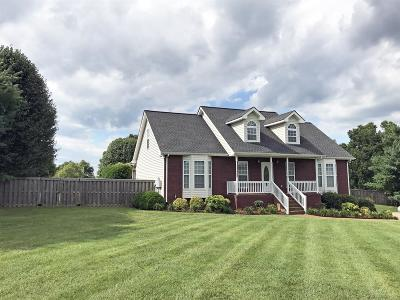 Robertson County Single Family Home Under Contract - Showing: 2009 Skyhawk Ct