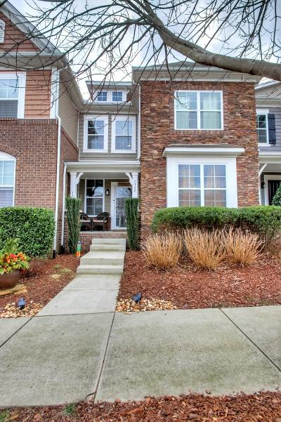 Hermitage Condo/Townhouse For Sale: 1340 Riverbrook Dr