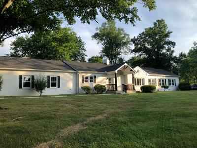 Shelbyville Single Family Home For Sale: 101 Skyview Ter