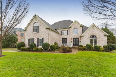 Franklin Single Family Home For Sale: 545 Ploughmans Bend Dr
