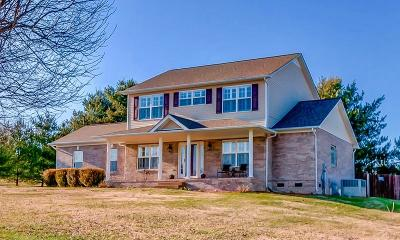 Spring Hill Single Family Home For Sale: 300 Lakeway Terrace