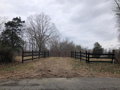 Dickson Residential Lots & Land Under Contract - Showing: 1820 East Piney Rd.