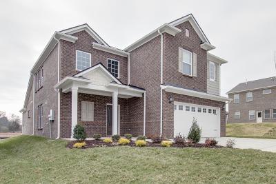 Single Family Home For Sale: 3119 Kemp Way Lot 28