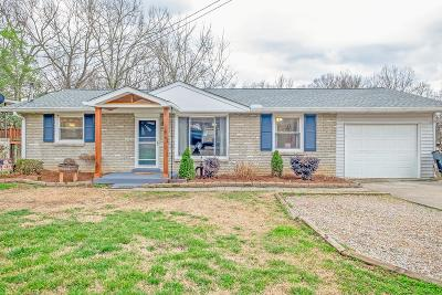 Nashville Single Family Home For Sale: 5057 Cherrywood Dr