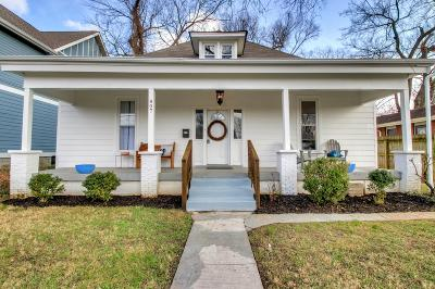 Nashville Single Family Home For Sale: 807 N 5th St