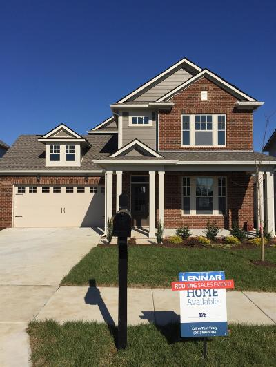 Spring Hill Single Family Home For Sale: 769 Ewell Farm Drive Lot 425